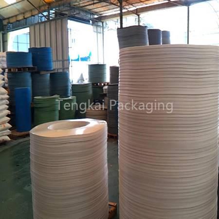 Round plastic sheeting